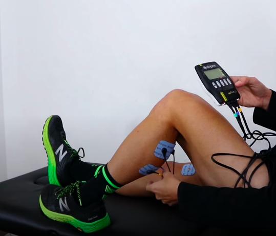 compex sp4 para relajar musculos