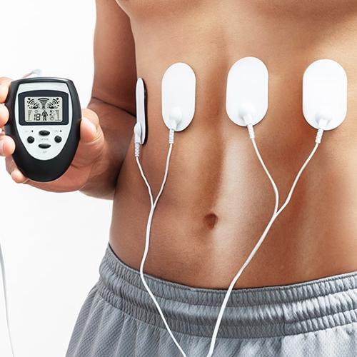Almohadillas del eletroestimulador muscular
