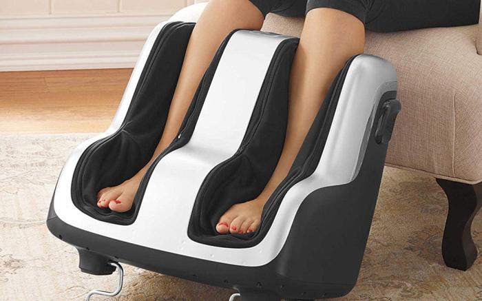 mejores masajeadores de pies